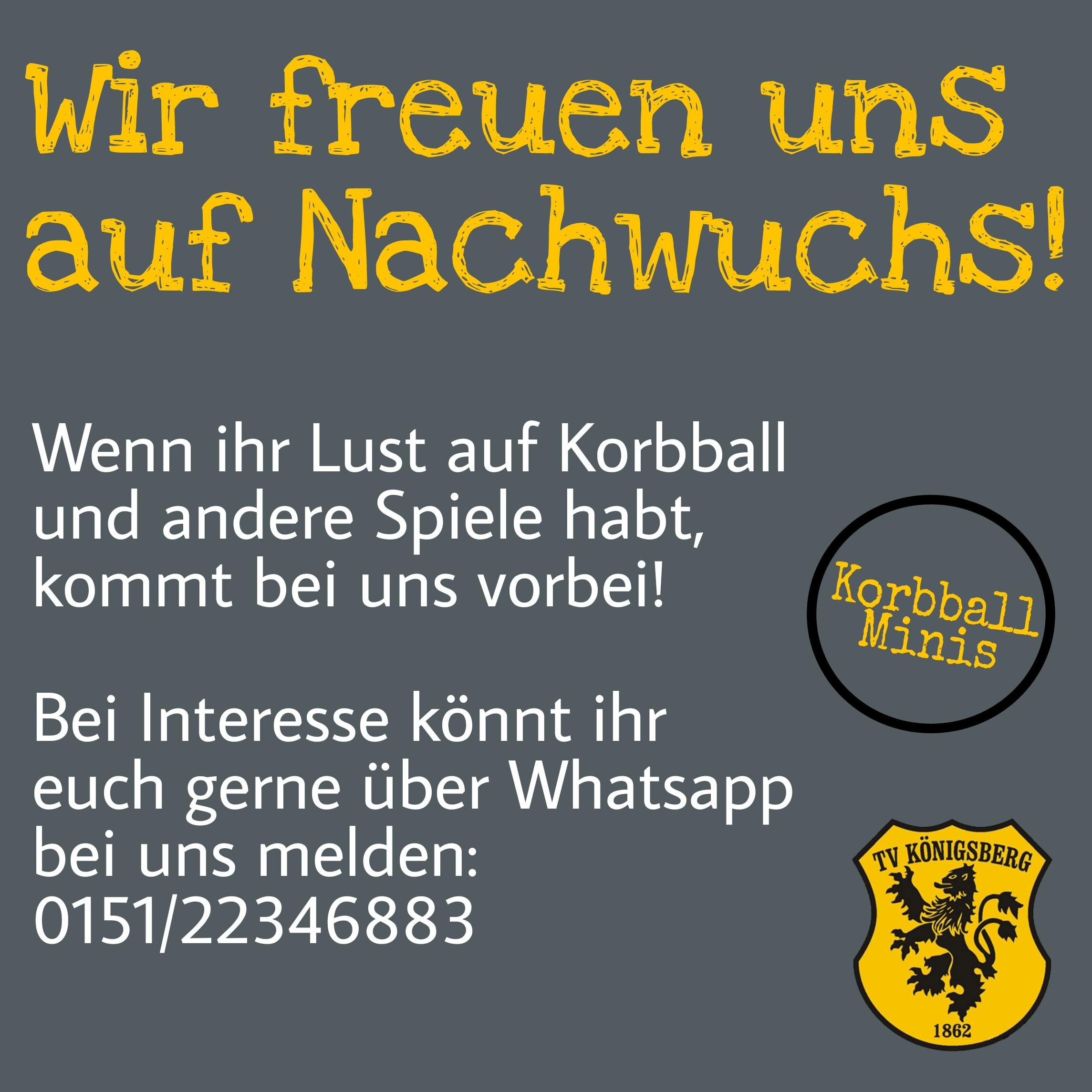 Nachwuchs_Korbball_Minis